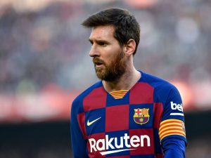 Messi donated